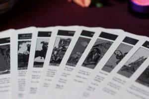 Flash Tarot Cards